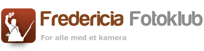 Fredericia fotoklub, for alle med et kamera