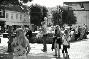 Streetfoto @ Kanalbyen | Fredericia | Danmark