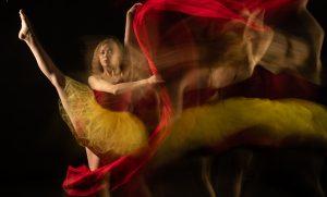 Multieksponering med dansere @ FREDERICIA MUSICAL AKADEMI, | Fredericia | Danmark